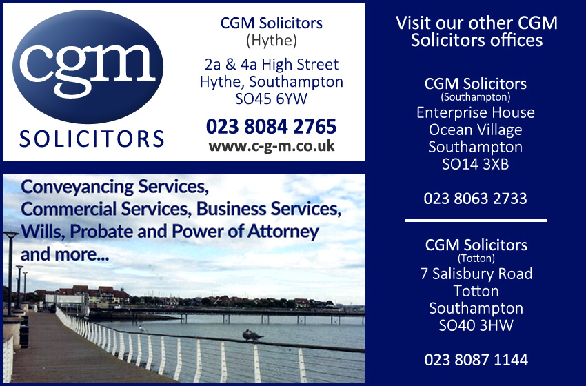 CGM Solicitors Hythe